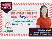 Be your child's best 2nd parent