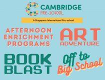 Cambridge Summer Term Enrichment Programs